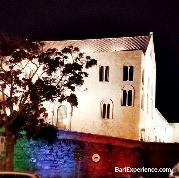 Visitare Basilica San Nicola Bari Puglia
