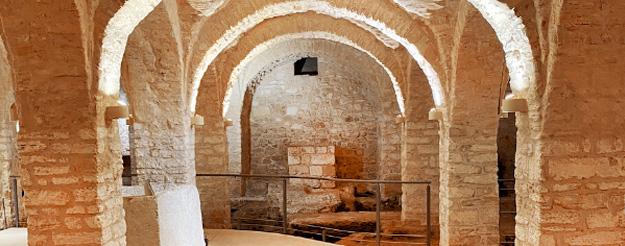 Discovering underground Bari