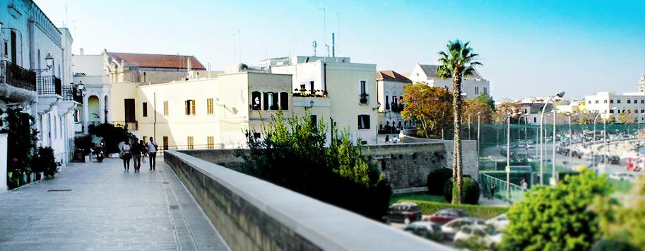 Muraglia barese Bari vecchia