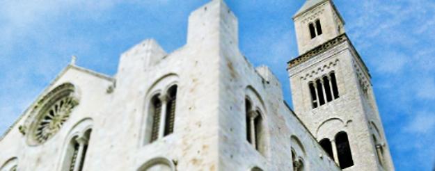 L'imponente Cattedrale di San Sabino