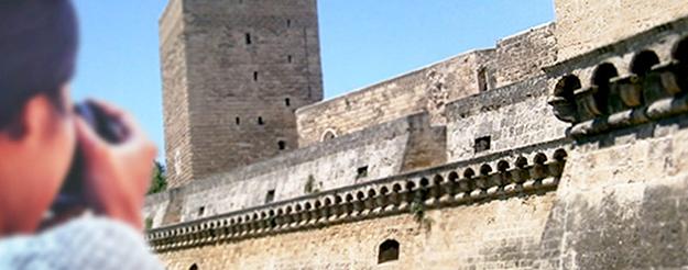Tra le mura del Castello Svevo