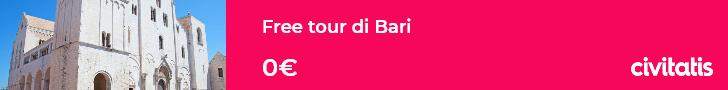 Free Tour di Bari
