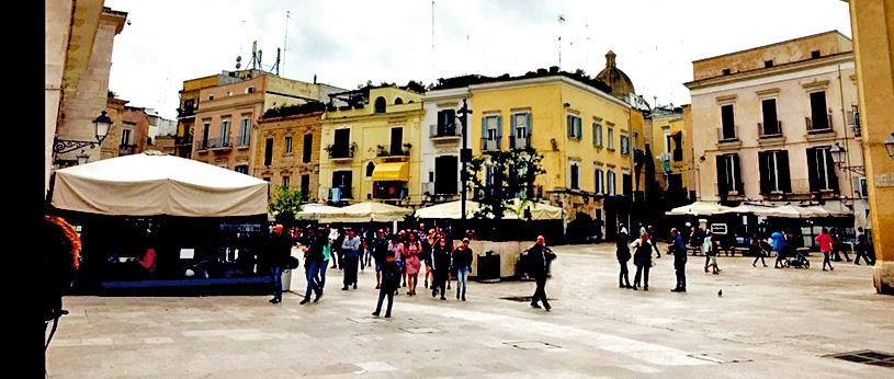 Cosa vedere a Bari vecchia