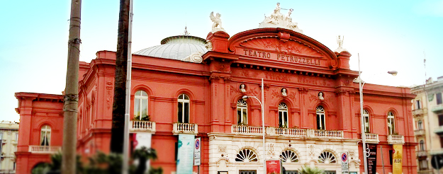 Teatro Petruzzelli: un teatro storico di Bari