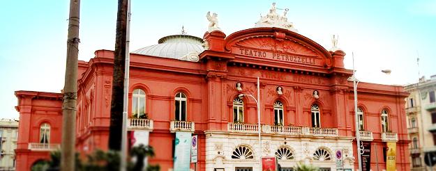 Petruzzelli Theater: a historical theater of Bari