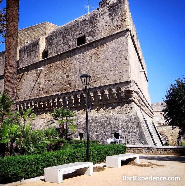 Visitare Castello Svevo Bari Puglia