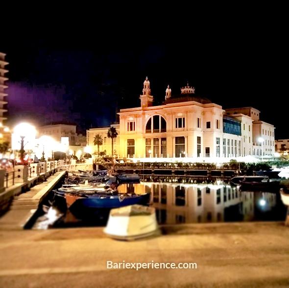 Vedere teatro Margherita Bari Puglia