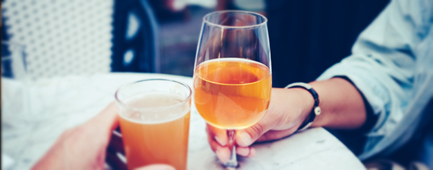 Una birra al Porto Vecchio