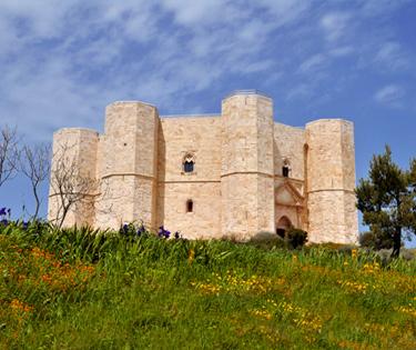 Castel del monte vedere dintorni