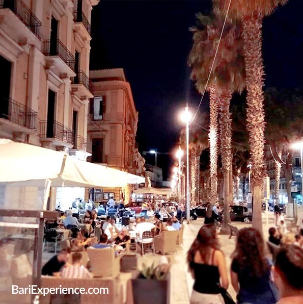 Cosa fare la sera a Bari Puglia
