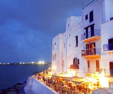 Vedere spiagge Monopoli in Puglia