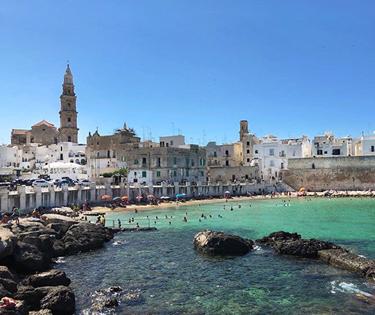 Vedere Monopoli in Puglia