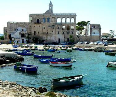 San Vito Polignano dintorni Bari