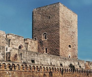Vedere Castello Normanno Svevo Bari