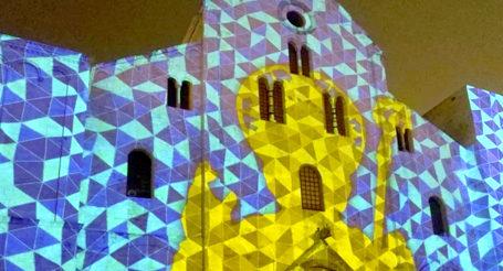 San Nicola e luminarie Natalizie Bari