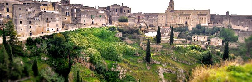 Visitare Gravina in Puglia