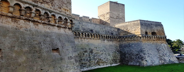 Post-Covid: the Swabian Castle of Bari reopens to the public