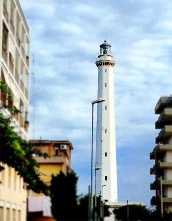 Fari più belli Italia Puglia Bari