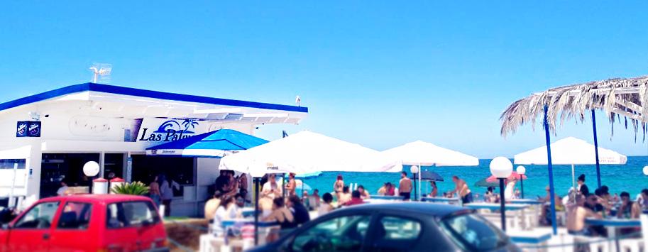 Mare Cozze vicino Bari Las Palmas