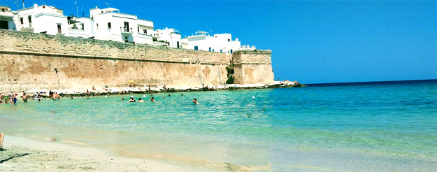 Puglia, always beautiful and clean sea: 5 Blue sails for two locations in the province of Bari