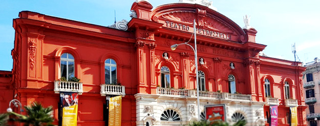 7 days to visit the Petruzzelli Theater for free