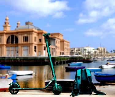 Noleggio sharing monopattini vedere Bari