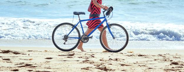 Vedere Bari in bici e risciò
