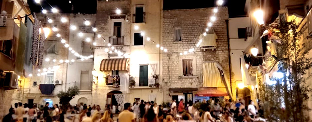 Bookings boom in Bari: these days it's all Sold Out