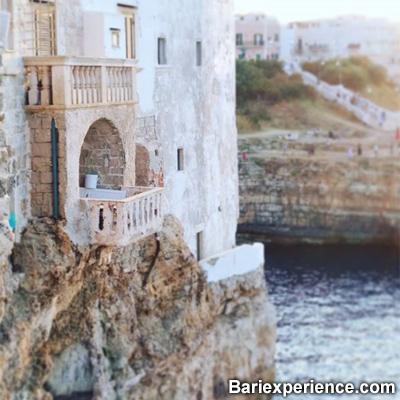 Polignano a Mare vicino Bari