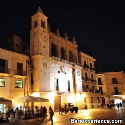 Piazza Mercantile Bari Puglia