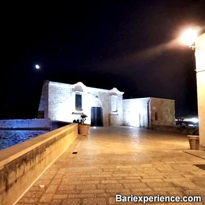 Muraglia Bari Vecchia Puglia