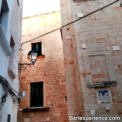 Foto centro storico Polignano a Mare