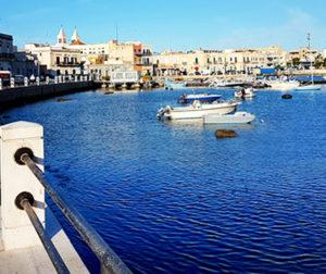 Santo Spirito Bari Puglia mare
