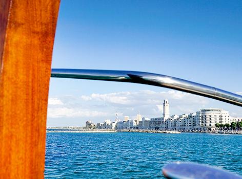 Escursioni in Barca Bari Puglia
