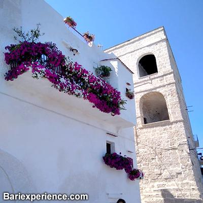 Centro storico Monopoli Puglia