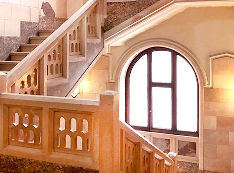 Palazzo acquedotto pugliese Bari