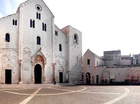 Vedere San Nicola Bari Vecchia