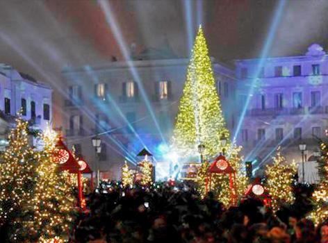 Natale in Piazza Ferrarese Bari