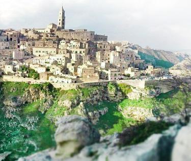 Vedere visitare Sassi di Matera