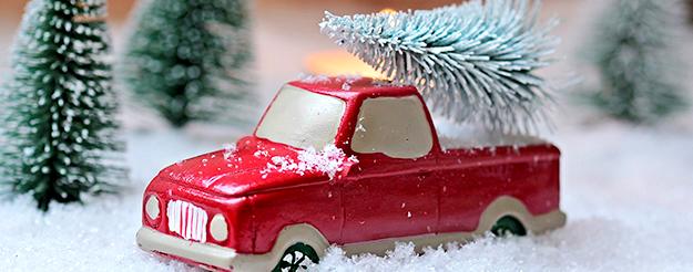 Il camion di Natale Coca-Cola tra le vie del centro di Bari!