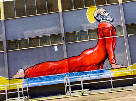 Street Art a Bari Italy