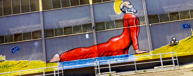 Street art in Bari: fantastic works and where to find them