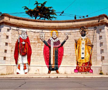 Street Art San NIcola Bari