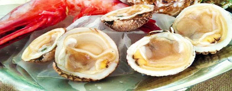 Raw seafood Bari