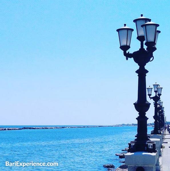 Foto lungomare di Bari