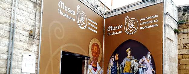 Il Museo Nicolaiano