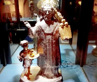 Vedere Museo Nicolaiano Bari