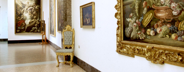 Works of the Pinacoteca of Bari