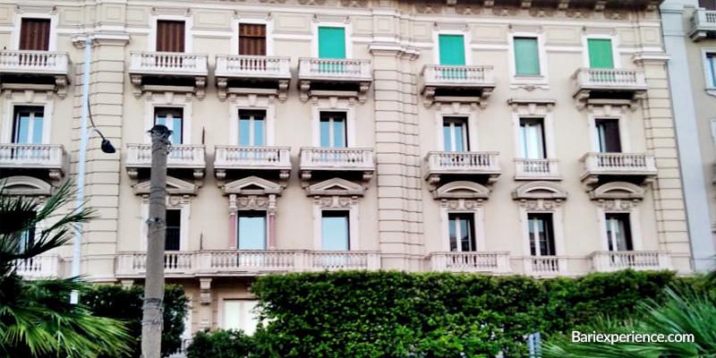 Vedere Corso Cavour Bari Puglia