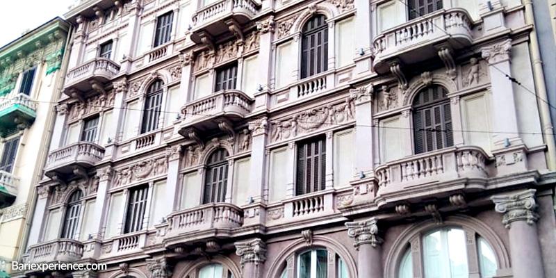 Hotel Oriente Corso Cavour Bari